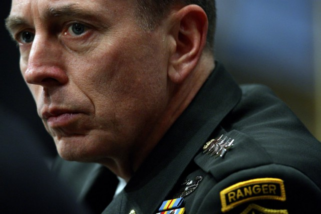 David Petraeus... (Photo: Archives AP)