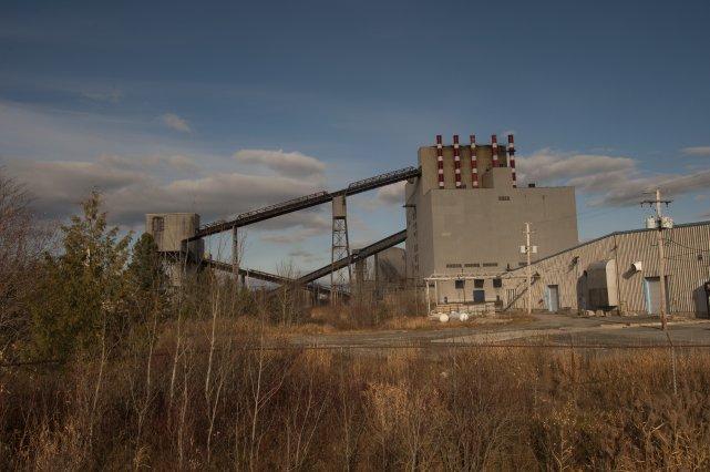 Colère, tristesse et incompréhension: les derniers travailleurs de Mine... (Imacom, Claude Poulin)