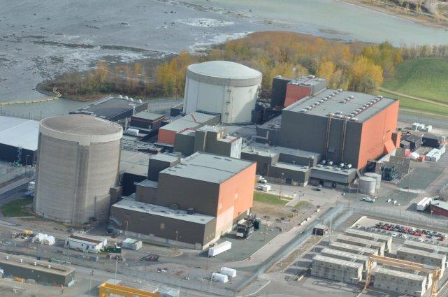 La fermeture de Gentilly-2 coûtera 1,8 milliard de... (Photo: Émilie O'Connor)