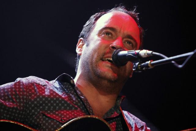 Dave Matthews du Dave Matthews Band.... (Photo: archives AP)