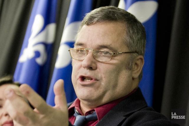 Le ministre de l'Environnement, Daniel Breton.... (Photo: Marco Campanozzi, La Presse)