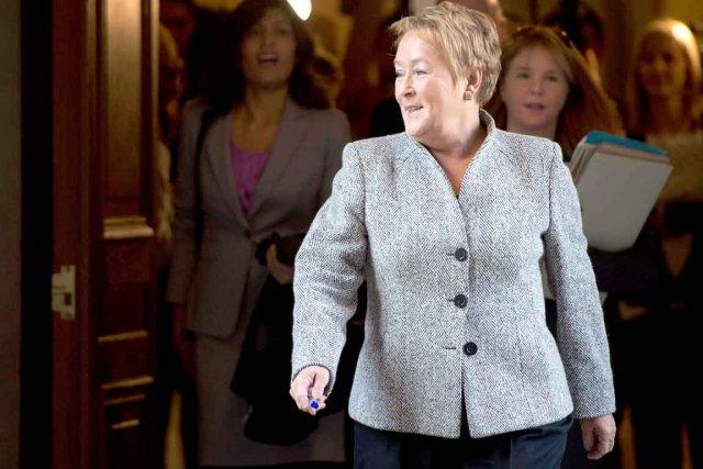 Le gouvernement de Pauline Marois présentera ce matin... (La Presse Canadienne)