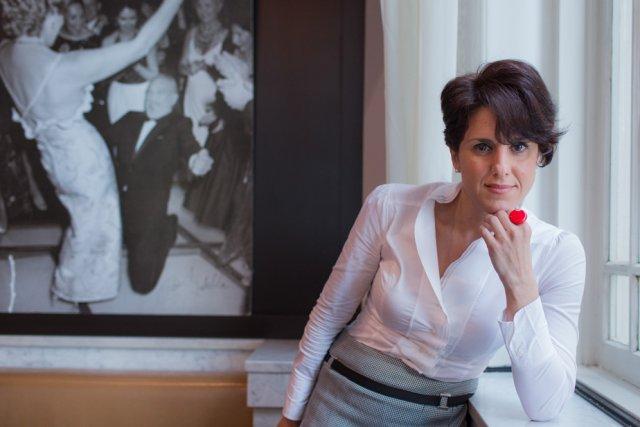 Dans son dernier ouvrage Des femmes au printemps,... (Photo: La Presse)