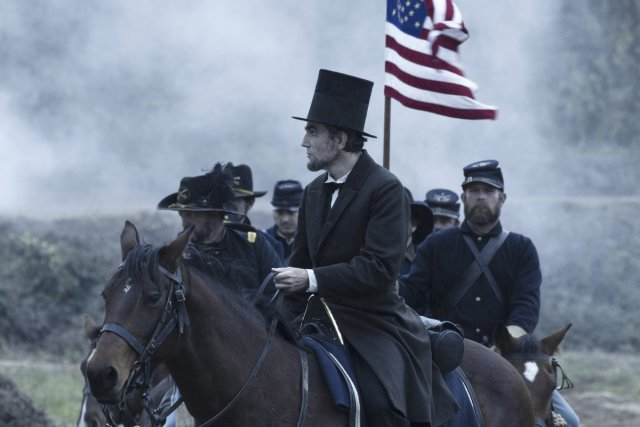 Lincoln... (Photo: fournie par Dreamworks)