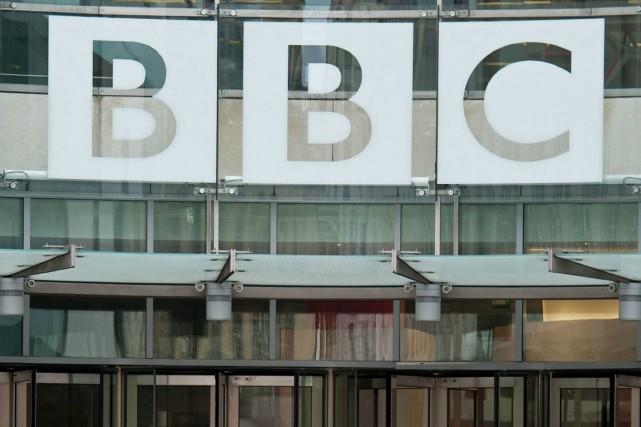 Les bureaux de la BBC à Londres.... (Photo Will Oliver, archives AFP)