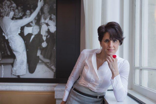 Djemila Benhabib vient de publier Des femmes au... (Photo: Édouard Plante-Fréchette, La Presse)