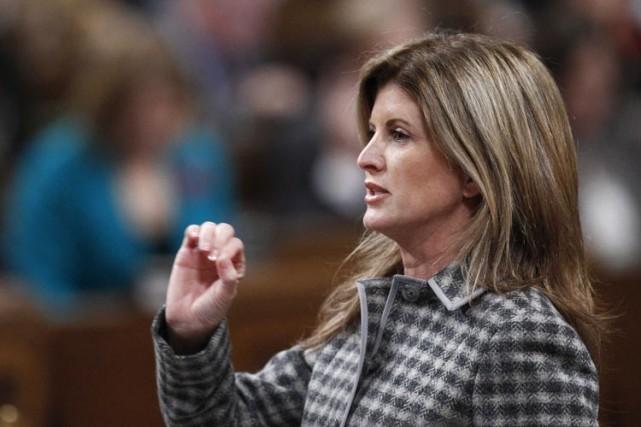 La ministre de la Santé du Canada,Rona Ambrose... (Photo: Reuters)