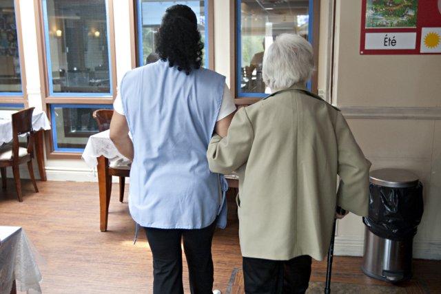Les résidences privées pour aînés n'ont pas bonne... (Photo: La Presse)