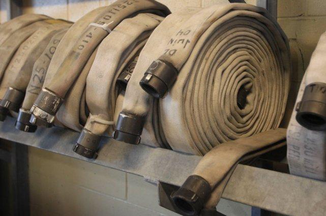 Deux incendies majeurs ont fait d'importants dégâts du côté québécois cette fin... (Archives, LeDroit)