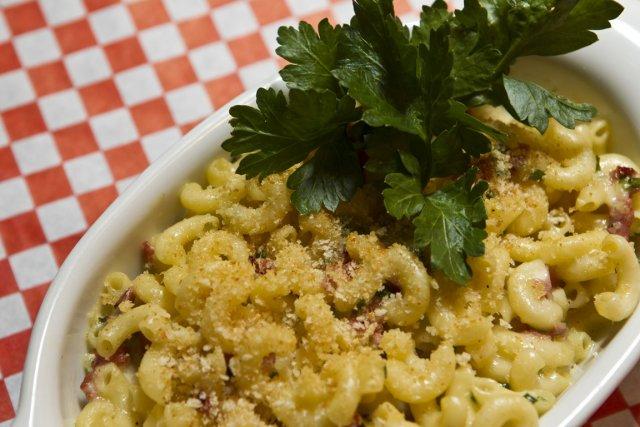 Le macaroni au fromage, un plat que l'on... (Photo Martin Chamberland, La Presse)