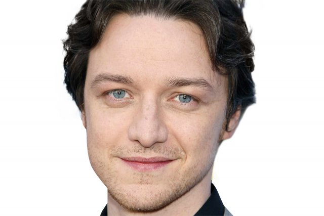 James McAvoy... (Photo: Reuters)