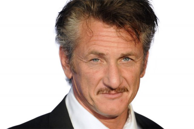 Sean Penn... (Photo: Reuters)