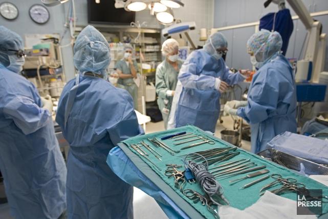 Le fait que Cardinal Health est à la... (Photo Ivanoh Demers, archives La Presse)