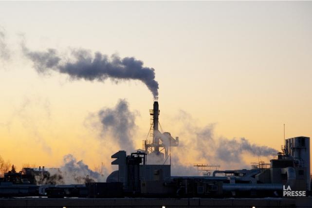 Les tendances actuelles de consommation de pétrole, de... (PHOTO DAVID BOILY, ARCHIVES LA PRESSE)