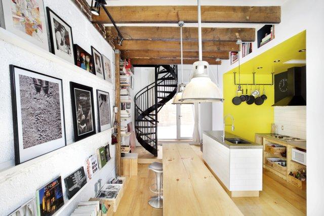 Un couple de designers a déployé des trésors d'ingéniosité pour regrouper les... (Photo fournie par Adrien Williams)