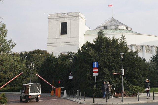 L'explosion devait avoir lieu au cours d'une réunion... (PHOTO CZAREK SOKOLOWSKI, AP)
