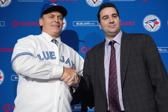 Le nouveau gérant des Blue Jays de Toronto,... (Photo: PC)