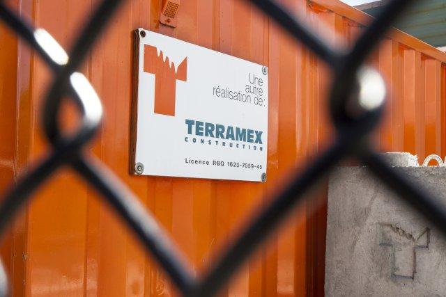 Michel Leclerc, propriétaire de Terramex, poursuit son témoignage... (Photo archives La Presse)