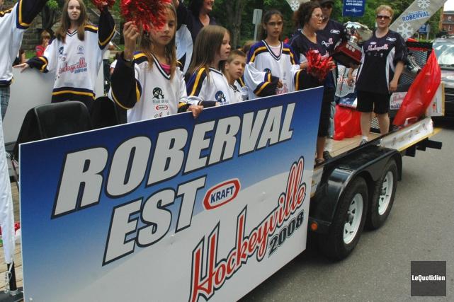 Le concours Hockeyville avait été remporté par la... (Photo: archives Le Quotidien)