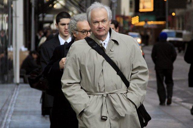 Le directeur exécutif de l'Association des joueurs de... (Photo: AP)
