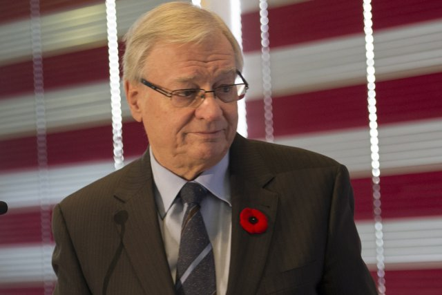 L'ex-maire de Laval Gilles Vaillancourt.... (Photo archives La Presse Canadienne)