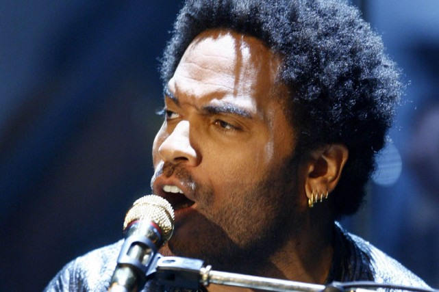 Lenny Kravitz... (Photo: archives Reuters)