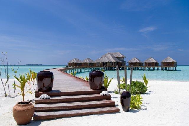 Les Maldives se découvrent le temps d'une croisière... (Photo Relaxnews)