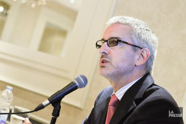 Le chef d'Option nationale, Jean-Martin Aussant.... (Photothèque Le Nouvelliste)