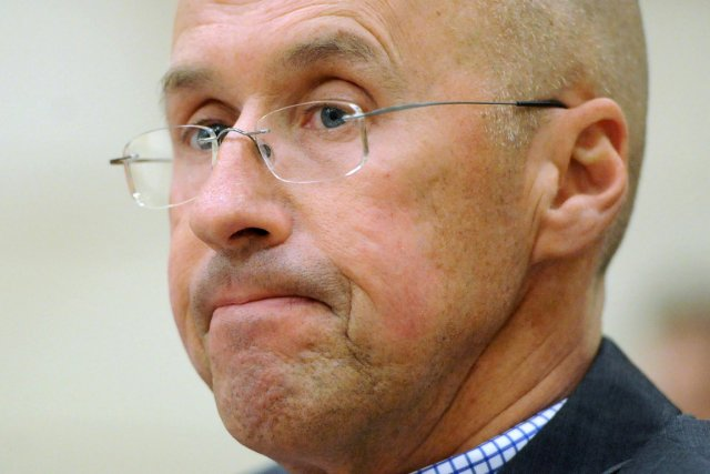 Kevin Page... (Photo La Presse Canadienne)