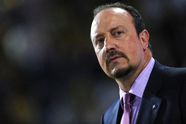 Rafael Benitez... (Photo archives AFP)