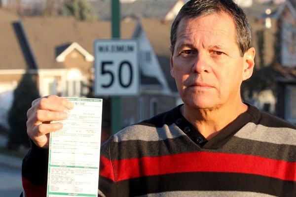De nouveaux panneaux limitant la vitesse à 40 km/h dans les rues de quartier... (Patrick Woodbury, LeDroit)