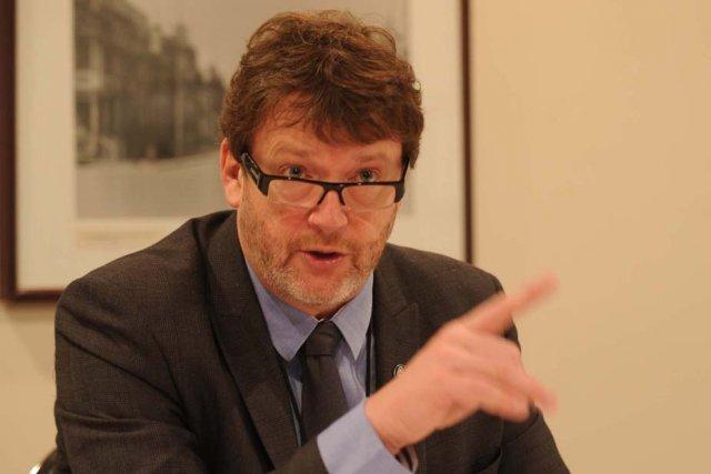 Jacques Létourneau est le président de la CSN.... (Photo: Sylvain Mayer)