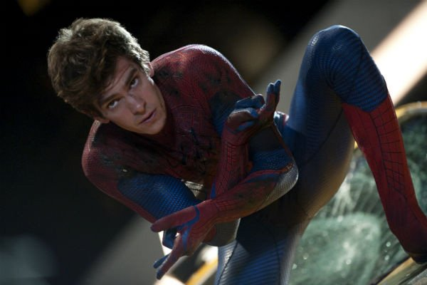 The Amazing Spider-Man... (Photo: fournie par Columbia Pictures)