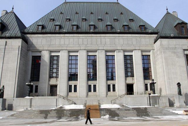 Dans une décision unanime rendue ce matin, les juges de la Cour suprême... (PHOTO ÉTIENNE RANGER, ARCHIVES LE DROIT)