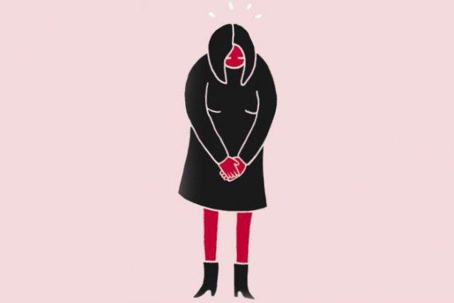 Le 25 novembre, la Sainte-Catherine n'est plus soulignée et aucune femme n'est... (Illustration: Charlotte Demers-Labrecque, La Presse)
