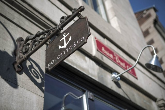 Dolcetto & Co. est un restaurant qui fait... (Photo : Olivier Pontbriand, La Presse)