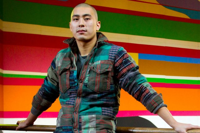 Le chorégraphe et fondation du Tao Dance Theater,... (Patrick Woodbury, LeDroit)