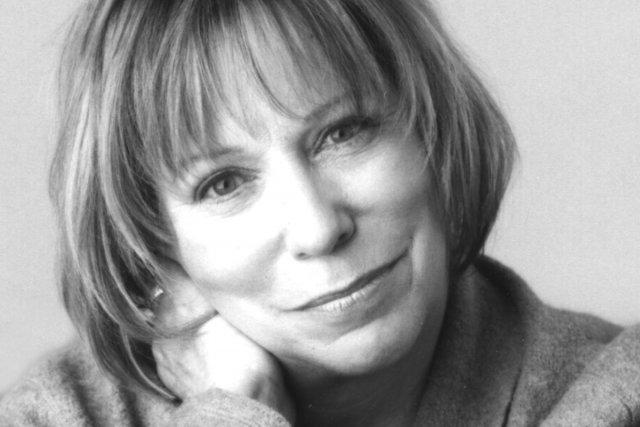 La productrice, chroniqueuse et recherchiste Marie-Hélène Roy, bien  aimée du... (Photo: André Cornellier)