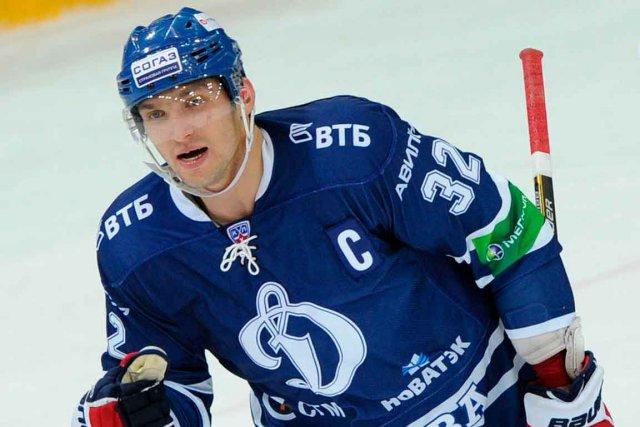 Alexander Ovechkin avait troqué cette saison l'uniforme des... (Photothèque Le Soleil)