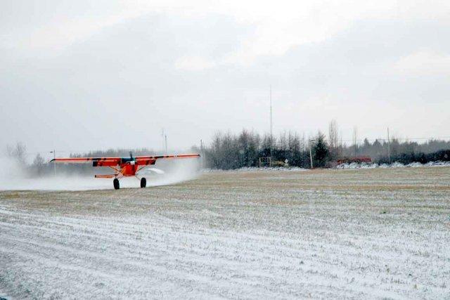 Les poursuivants de l'aérodrome de Neuville devront s'adresser... (Photothèque Le Soleil, Johanne Martin)