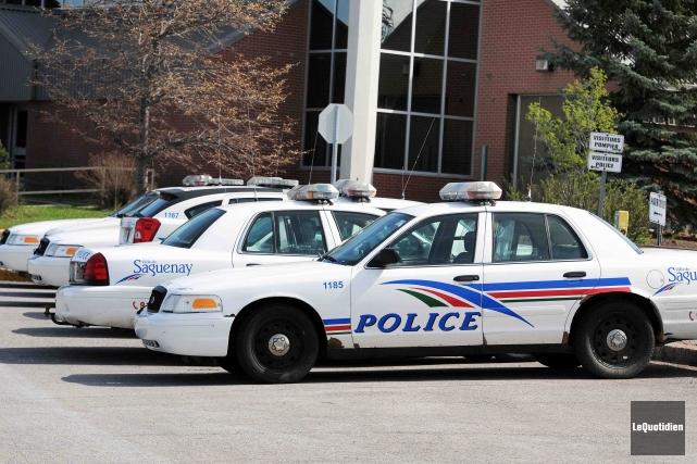 Les policiers de Saguenay ont ouvert une enquête... (PHOTO ARCHIVES LE QUOTIDIEN)