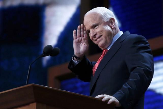 Aux dires du sénateur John McCain.... (Photo: Reuters)