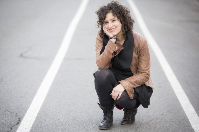 Très sollicitée par la télé française, Marie-Hélène Copti... (Photo: Olivier Pontbriand, La Presse)