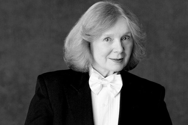 Agnes Grossmann... (Photo: fournie par la Société Pro-Musica)