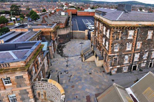 Le centre pénitencier d'Irlande du Nord, ouvert entre 1845 et 1996, accueille... (Photo Relaxnews)