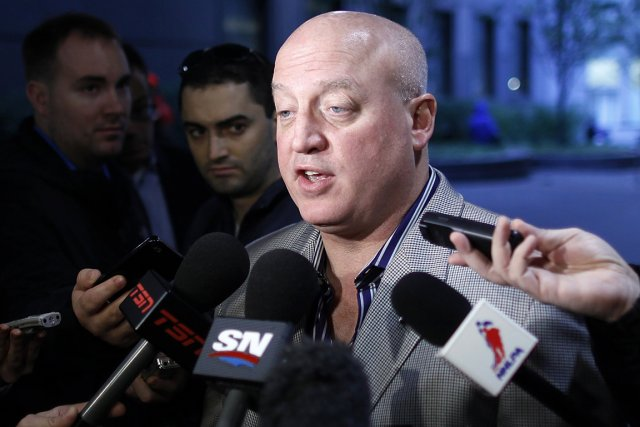 Le commissaire adjoint de la LNH, Bill Daly.... (Photo: Reuters)