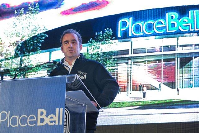 Geoff Molson, président et copropriétaire du Canadien, a... (Photo: Hugo-Sébastien Aubert, La Presse)