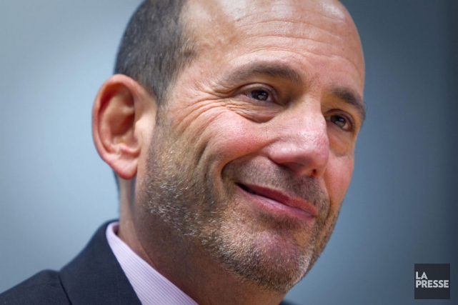 Le commissaire de la MLS, Don Garber.... (PHOTO ALAIN ROBERGE, ARCHIVES LA PRESSE)