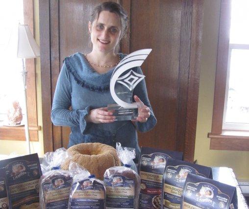 L'entreprise Cuisine L'Angélique, de Coaticook, a remporté le... (La Tribune, Camille Dauphinais-Pelletier)