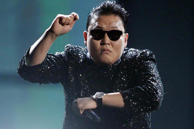 Le clip de la chanson Gangnam Style, du... (Photo: Reuters)